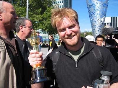 Eric w Oscar 2