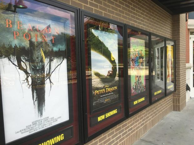 BP Theater Poster